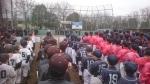 ☆多摩区少年野球開会式